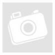 Csillogó flitteres díszpárna karácsonyi hópehely mintával