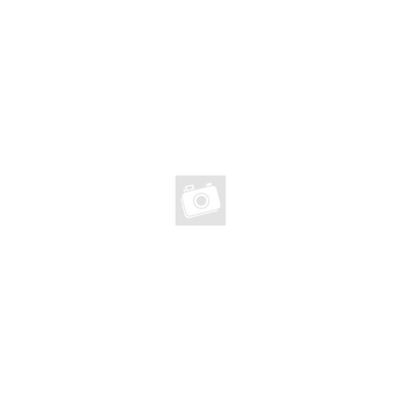 Gurulós kozmetikai szék állítható magassággal - fekete színben